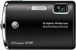 General Imaging's General Electric G3WP digital camera. Photo provided by General Imaging Co.