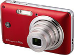 GE E840s digital camera. Courtesy of General Imaging, with modifications by Zig Weidelich.