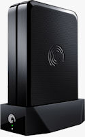 Seagate's GoFlex Home�network storage system. Photo provided by Seagate Technology LLC.