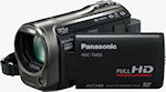 Panasonic's HDC-TM55 digital camcorder. Photo provided by Panasonic Consumer Electronics Co.