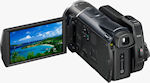 Sony's HDR-XR550V digital camcorder. Photo provided by Sony Electronics Inc.