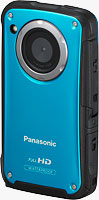 The Panasonic HM-TA20 HD Mobile Camera. Photo provided by Panasonic Marketing Europe GmbH.