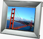 Digital Foci's Image Moments 6 digital photo frame. Courtesy of Digital Foci, with modifications by Michael R. Tomkins. Click for a bigger picture!