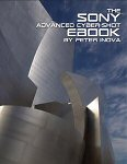 Peter iNova's SONY Advanced Cyber-shot eBook. Courtesy of Peter iNova, with modifications by Michael R. Tomkins.