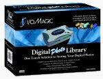 I/O Magic's iDrive Digital Photo Library. Courtesy of I/O Magic, with modifications by Michael R. Tomkins.