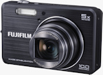 Fujifilm's FinePix J250W digital camera. Photo provided by Fujifilm USA Inc.