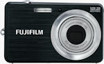 Fujifilm's FinePix J38 digital camera. Photo provided by Fujifilm USA Inc.