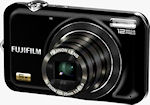 Fujifilm's FinePix JX200 digital camera. Photo provided by Fujifilm North America Corp.