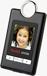 The Kodak Smile G150 Digital Photo Keychain. Photo provided by Sakar International Inc.