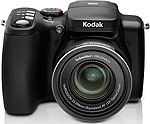 KODAK EASYSHARE Z1012 IS. Courtesy of Kodak, with modifications by Zig Weidelich