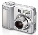 Kodak's EasyShare C663 digital camera. Courtesy of Kodak, with modifications by Michael R. Tomkins.