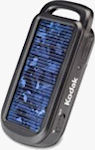 Kodak's KS100-C solar charger. Photo provided by Kodak Co. Ltd.