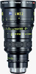 New Carl Zeiss Lightweight Zoom LWZ.2 with interchangeable mount suitable for PL cine cameras and HDSLR cameras with APS-C sensor. Photo and caption provided by Carl Zeiss AG.