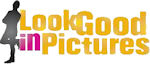 Nikon's Look Good in Pictures logo. Courtesy of Nikon, with modifications by Michael R. Tomkins. Click here to visit the Look Good in Pictures website!