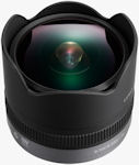 Panasonic's Lumix G Fisheye 8mm f/3.5 lens. Photo provided by Panasonic Consumer Electronics Co.