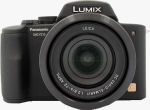 Panasonic's Lumix DMC-FZ15 digital camera. Copyright © 2004, The Imaging Resource. All rights reserved.