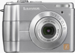 Panasonic's Lumix DMC-LS1 digital camera. Courtesy of Panasonic, with modifications by Michael R. Tomkins.