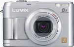 Panasonic's Lumix DMC-LZ2 digital camera. Courtesy of Panasonic, with modifications by Michael R. Tomkins.