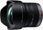 Panasonic's Lumix G Vario 7-14mm F4.0 Asph. lens. Photo provided by Panasonic Consumer Electronics Co.