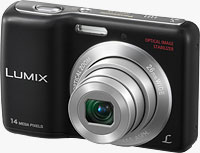 Panasonic's Lumix DMC-LS5 digital camera. Photo provided by Panasonic Consumer Electronics Co.