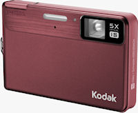 Kodak's EasyShare M590 digital camera. Photo provided by Eastman Kodak Co.