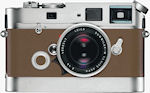The LEICA M7 Edition �Herm�s�. Photo provided by Leica Camera AG.
