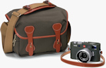 Leica's M8.2 Safari edition digital camera. Photo provided by Leica Camera AG.
