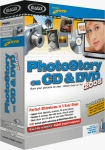 MAGIX PhotoStory box cover. Courtesy of MAGIX, with modifications by Michael R. Tomkins. Click here to visit the MAGIX website!