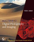 'Mastering Digital Photography and Imaging' book cover. Courtesy of Peter Burian, with modifications by Michael R. Tomkins.