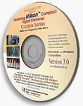 The 'Mastering Nikon Compact Digital Cameras v3.0' CD. Courtesy of Peter iNova.