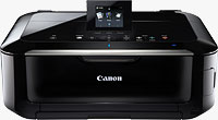 The Canon PIXMA MG5320 Wireless Photo All-In-One Printer. Photo provided by Canon USA Inc.