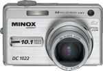 Minox's DC 1022 digital camera. Courtesy of Minox, with modifications by Michael R. Tomkins.