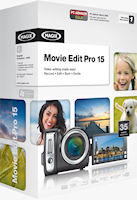 MAGIX's Movie Edit Pro 15 product packaging. Photo provided by MAGIX AG. Click here to visit the MAGIX website!