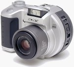 Sony's MVC-CD250 digital camera. Copyright © 2002, The Imaging Resource. All rights reserved.