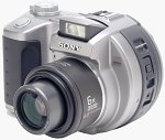 Sony's MVC-CD400 digital camera. Copyright © 2002, The Imaging Resource. All rights reserved.