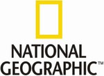 National Geographic's logo. Click here to visit the National Geographic website!