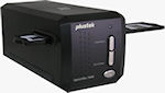 Plustek's OpticFilm 7600i AI film scanner. Photo provided by Plustek Technology Inc.