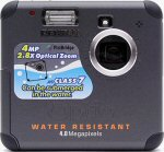 Pentax's Optio 43WR digital camera. Copyright © 2004, The Imaging Resource. All rights reserved.