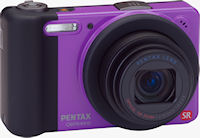 Pentax's Optio RZ10 digital camera. Photo provided by Pentax Imaging Co.