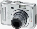 Pentax's Optio S60 digital camera. Courtesy of Pentax, with modifications by Michael R. Tomkins.
