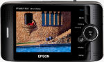 Epson's P-4000 photo viewer. Courtesy of Epson America Inc., with modifications by Michael R. Tomkins.