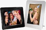 Transcend's PF730 digital photo frame. Photo provided by Transcend Information Inc.