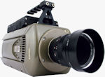 Vision Research's Phantom v710 high-speed camera records 7,530 frames per second at 1,280 x 800 pixel resolution. Photo provided by AMETEK Inc.