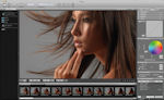 Hasselblad's Phocus 1.1 for Mac. Courtesy of Hasselblad, with modifications by Michael R. Tomkins.