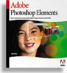 Adobe's PhotoShop Elements. Courtesy of Adobe.