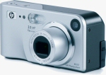 HP's Photosmart M307 digital camera. Courtesy of Hewlett Packard, with modifications by Michael R. Tomkins.