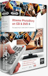 MAGIX Xtreme PhotoStory on CD & DVD 8, product packaging. Image provided by MAGIX AG.