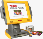 Kodak's Picture Kiosk. Courtesy of Eastman Kodak Co., with modifications by Michael R. Tomkins.