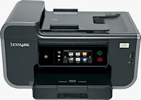 Lexmark's Pinnacle Pro 901 all-in-one device. Photo provided by Lexmark International Inc.