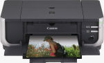 Canon's PIXMA iP4300 printer. Courtesy of Canon, with modifications by Michael R. Tomkins.